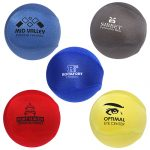 promotional products stress relievers fabric round ball