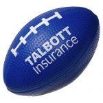 promotional products stress relievers football slo-release serenity squishy1