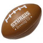 promotional products stress relievers football slo-release serenity squishy2