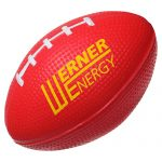 promotional products stress relievers football slo-release serenity squishy3