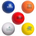 promotional products stress relievers golf ball