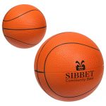 promotional products stress relievers large basketball