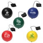 promotional products stress relievers round ball stress reliever yo-yo bungee