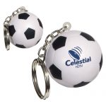 promotional products stress relievers soccer ball stress reliever key chain