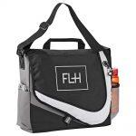 custom bags business cases racer messenger bag