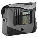 custom bags business cases racer messenger bag2