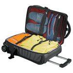 luggage high sierra® 21 carry-on upright duffel bag1