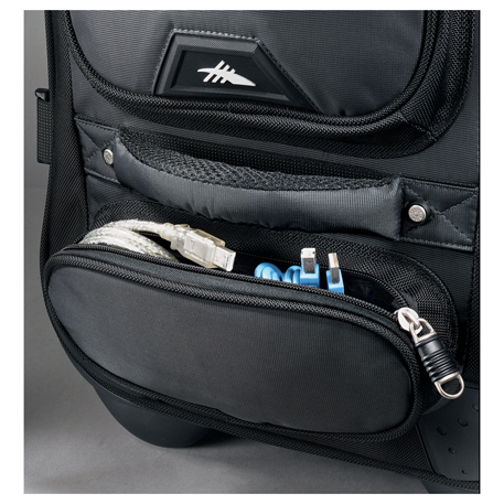 luggage high sierra® 21 carry-on upright duffel bag4