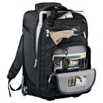luggage high sierra® 21 wheeled carry-on computer upright1