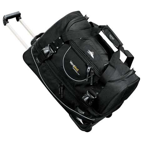luggage high sierra® 22 carry-on rolling duffel bag1