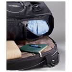 luggage high sierra® 22 carry-on rolling duffel bag2