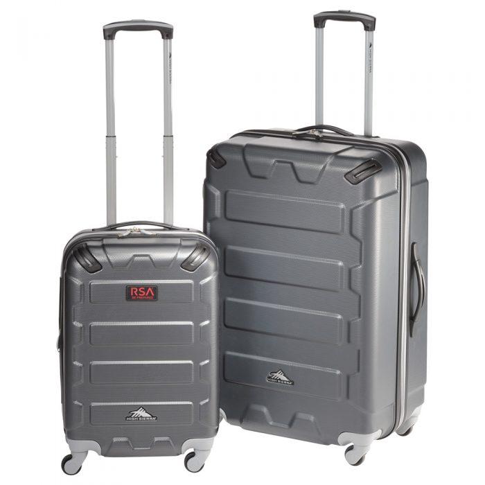 luggage high sierra® 2pc hardside luggage set