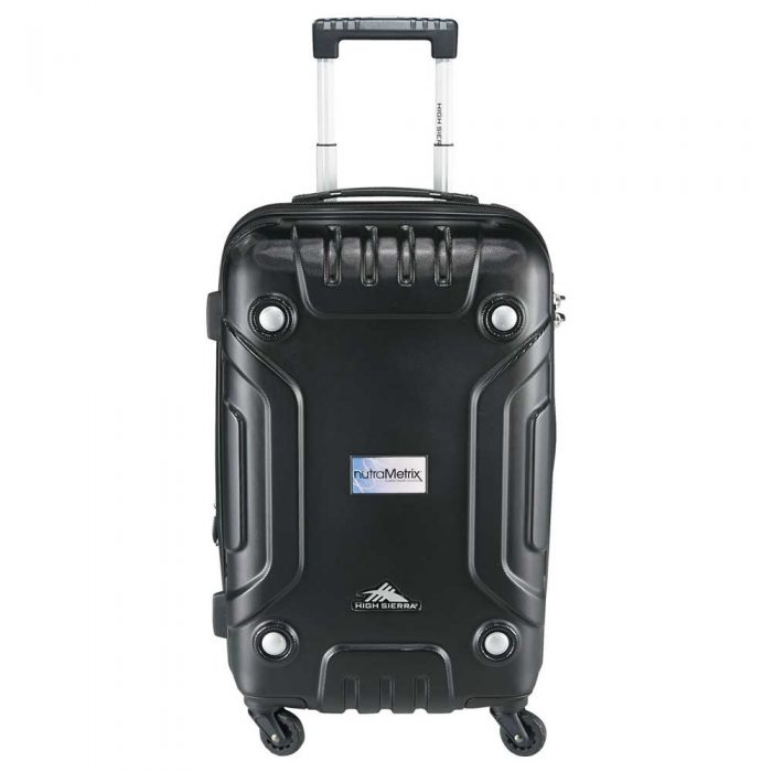 luggage high sierra® rs series 21.5 hardside luggage