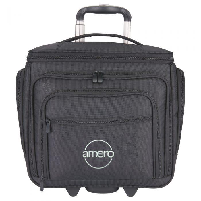 luggage hybrid underseat carry-on upright luggage