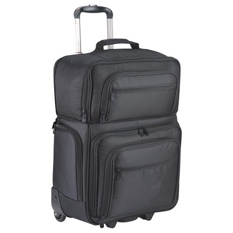 luggage hybrid underseat carry-on upright luggage2