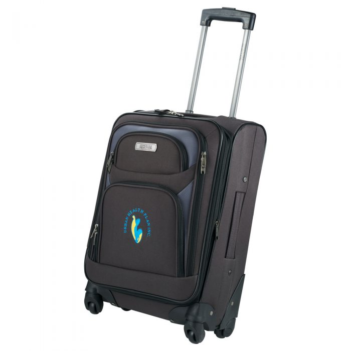 luggage kenneth cole® 20 4-wheeled expandable upright