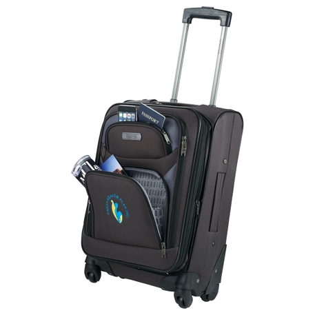 luggage kenneth cole® 20 4-wheeled expandable upright2