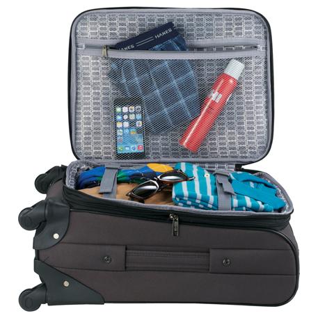 luggage kenneth cole® 20 4-wheeled expandable upright3