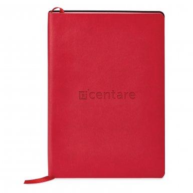 promoional product journals portfolios donald soft cover journalDonald_Red