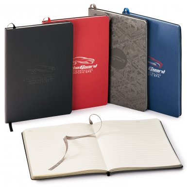 promotional products journals portfolios milana soft cover journal