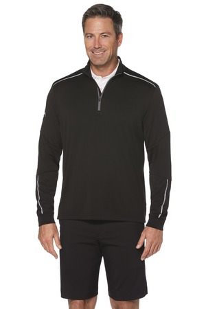 apparel jackets pullover callaway 1by4 zip water repellent pullover 1