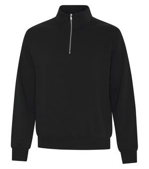 apparel quarter zip sweatshirts sweatshirts atc™ everyday fleece 1by4 zip sweatshirt black