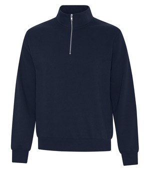 apparel quarter zip sweatshirts sweatshirts atc™ everyday fleece 1by4 zip sweatshirt dark navy