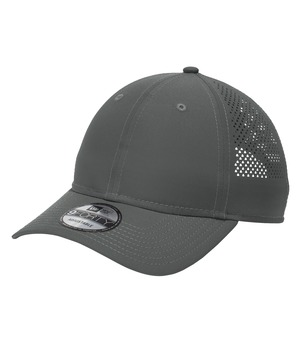 hats headwear new era® perforated performance cap graphite