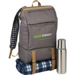 Café Picnic Backpack for Two5