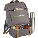 Café Picnic Backpack for Two6